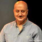 NIT Srinagar Row: Anupam Kher who was on his way to NIT campus, stopped at Airport
