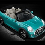BMW car-makers launched their MINI Convertible- topless car in India with price tag of Rs. 34.90 lakh