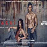 Presenting the new BaaghiPoster! – Bagghi Team Released New Poster