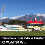 World T20: Dharamsala became a no-go for Pakistan due to security reasons