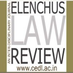 Call for Papers: Elenchus Law Review on 29th April, 2016