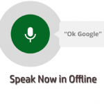 Google Speech Recognition in Android May Soon available Offline