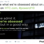 Announcement: HTC 10 Smartphone to be launched on 12th of April