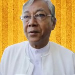First Civilian- Htin Kyaw has sworn as President of Myanmar from Democratic Party
