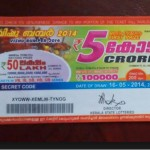 Kerala lottery tickets sale increases during Oomen Chandy's tenure