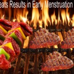 New Study: Intake of extra Red Meat Speeds Puberty In Girls