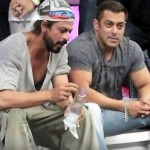 Bollywood's Shah Rukh and Salman found enjoying Party together in Dubai