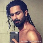 Shahid Kapoor posted his latest picture, showing looks possibly for Udta Punjab