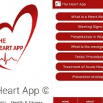 "New smartphone app ""Heart App"" can prevent Heart Attack"