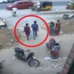 Caught on CCTV: Dalit youth beaten to death after marrying Upper Caste-Hindu girl