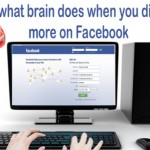Did you know what brain will do when you reveal more on Facebook