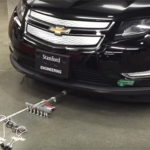 See how the teams of tiny robots can move 2-Ton Car