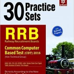 30 Practice Sets Railway Recruitment Boards RRB (Non-Technical Cadre) 2016