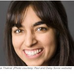 Durga Thakral, an Indian- American Yale Student awarded with Soros fellowships