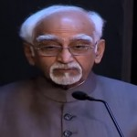 Top Court should help on the questions of ambiguities in operation of Secular Principles Says Vice-President Hamid Ansari
