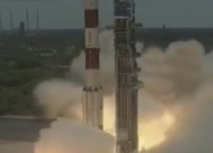 IRNSS 1G Satellite launch
