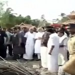 Kerala Temple Fire Reports: Police booked Temple officials for Culpable Homicide: PM- Modi visited spot and Naqvi offers prays for victims at Ajmer Sharif