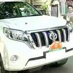 B S Yeddyurappa returns Rs. One Crore SUV, considering huge criticisms