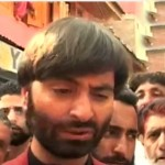 Ahead of 'Namaaz-e-Janaaza' for Amanullah Khan, JKLF Chairman- Yasin Malik arrested by Police