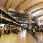 Delhi Metro Staffer stabbed inside the Station and 12 lakhs of rupees looted