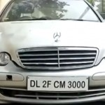 Siddharth Sharma's accident case: offending Mercedes was also earlier booked for 5 times in last eight months