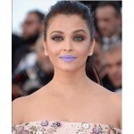 Finally Aishwarya speaks on her purple lipstick flak at Cannes 2016