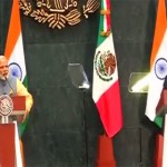 Mexico announced its support to India in NSG membership