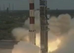 IRNSS 1G Satellite launch