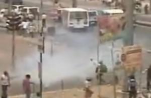 Police Clash In Gujarat