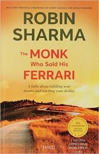 The Monk Who sld his Ferrari