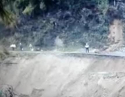 landslides in AP