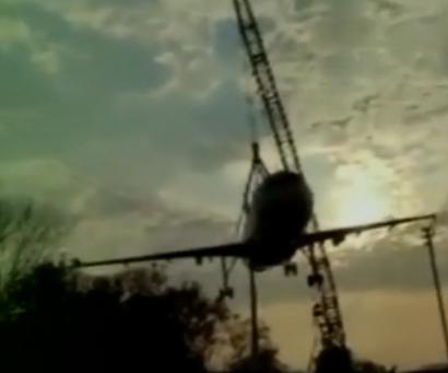 plane crashed
