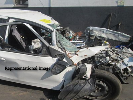 toyota etios accident
