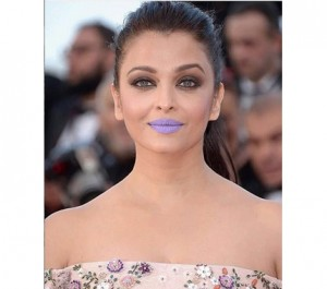 Aishwaria at Cannes