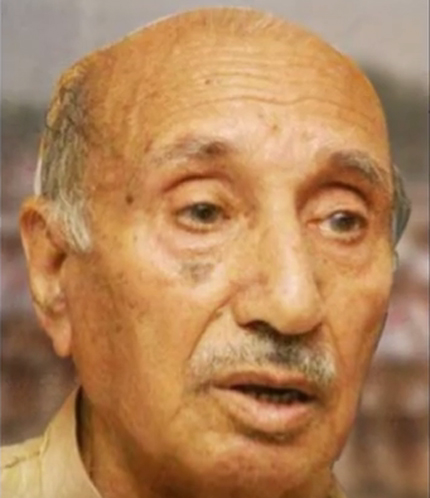 Bharatiya Jana Sangh leader- Balraj Madhok