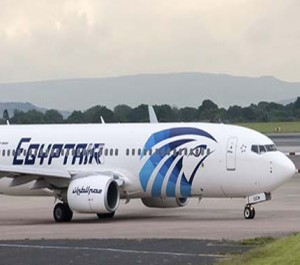 EgyptAir plane MS804