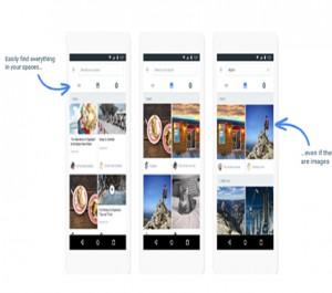 Google Spaces Social Sharing App