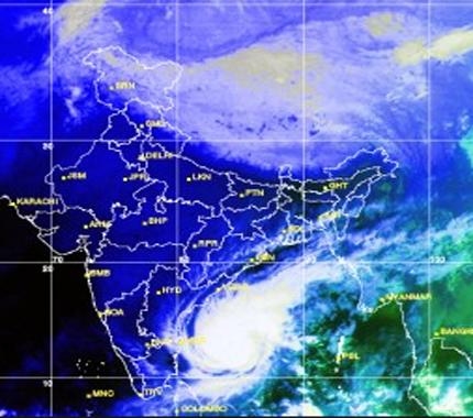 Southwest Bay of Bengal Depression