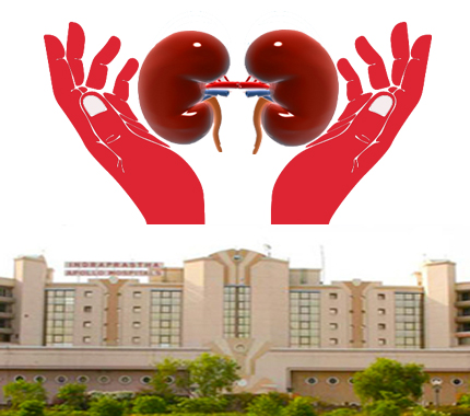 Kidney racket in Delhi